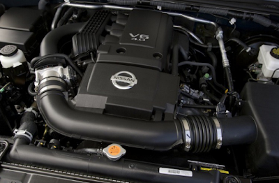 Nissan Xterra 2018