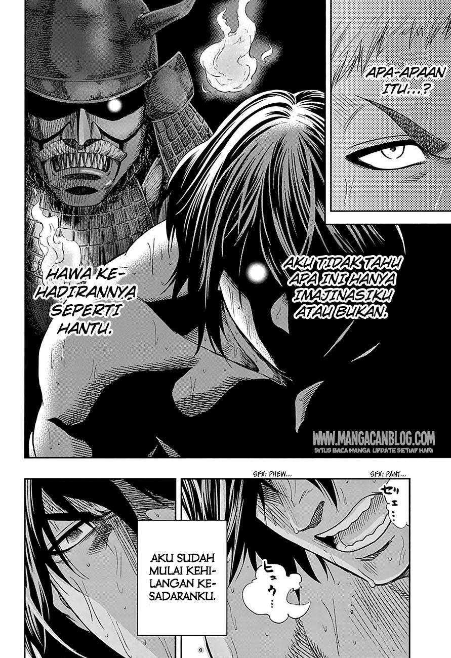 Hinomaru Zumou Chapter 139-7