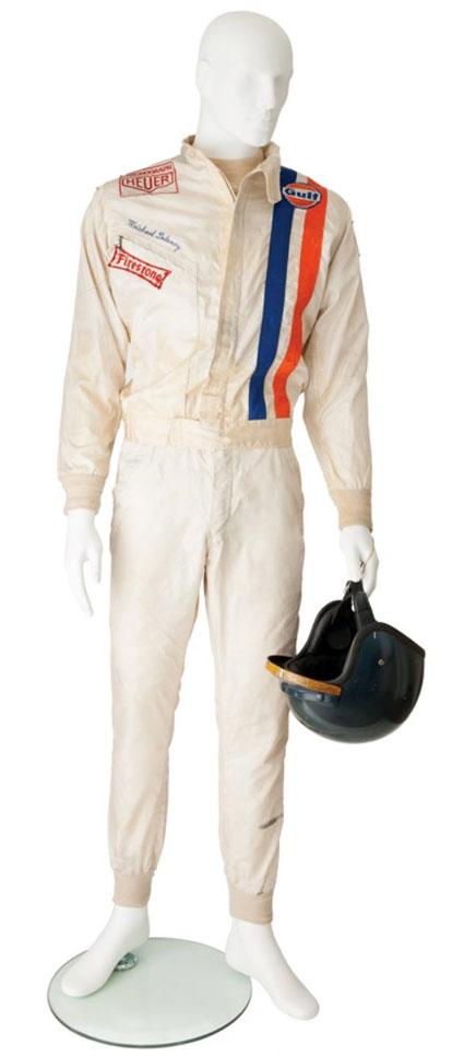 Nascar Race Mom Steve Mcqueen S Le Mans Racing Suit Sells