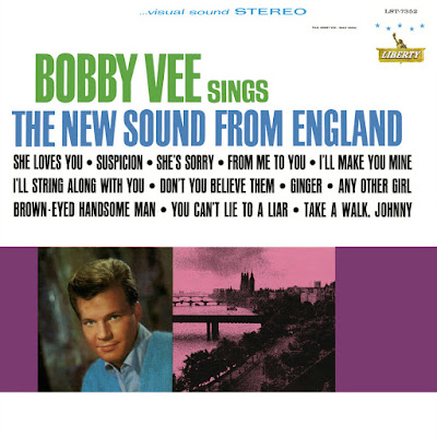 Bobby Vee - The New Sound From England (1964 USA)
