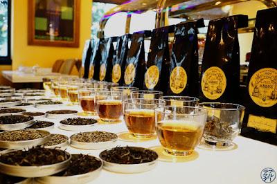 Le Chameau Bleu - Tea Club et dégustation autour de Darjeeling Mariage Frères