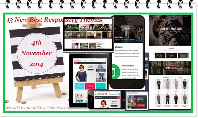 Free Responsive Themes