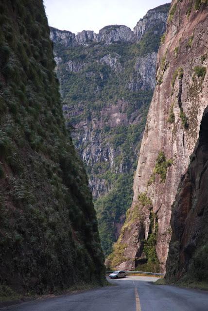 Serra do Corvo Branco – Urubicí