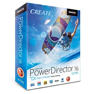 Cyberlink PowerDirector 2018 Mobile Apps Review and Download