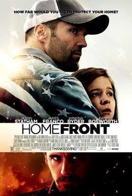 Homefront Movie 2014 Poster