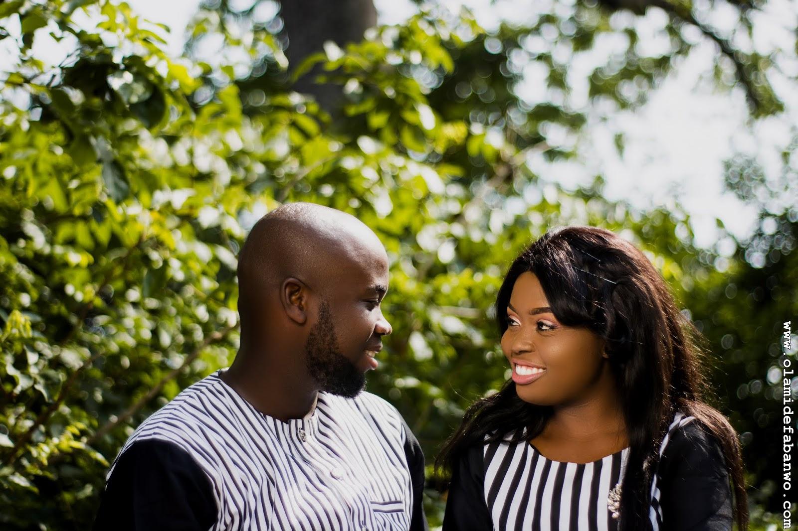 FAIJOSH18 Pre-Wedding Photos (Attire II & III) - Olamide Fabanwo