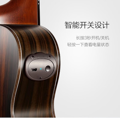 Xiaomi Smart Guitar Teaches You to Play Guitar in 10 Minutes; Launching on Valentine's Day Along with Children Wristwatch