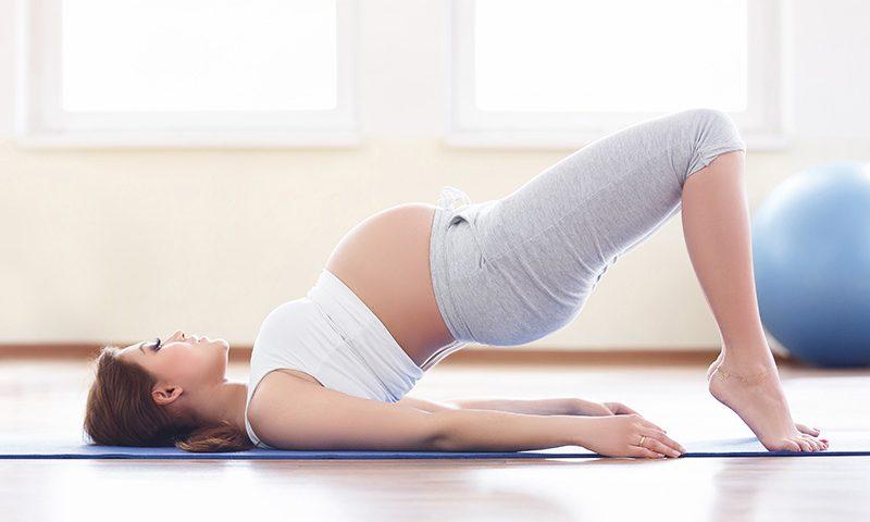 Hamilelik öncesi bel ve sırt kaslarınızı güçlendirin