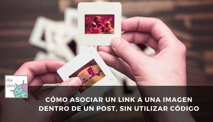 asociar link imagen blogger