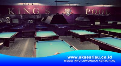 King Pool & Cafe Pekanbaru