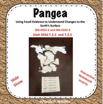 pangea earth science middle school