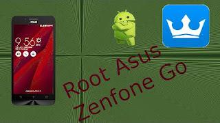 Root ASUS ZenFone GO Tanpa PC