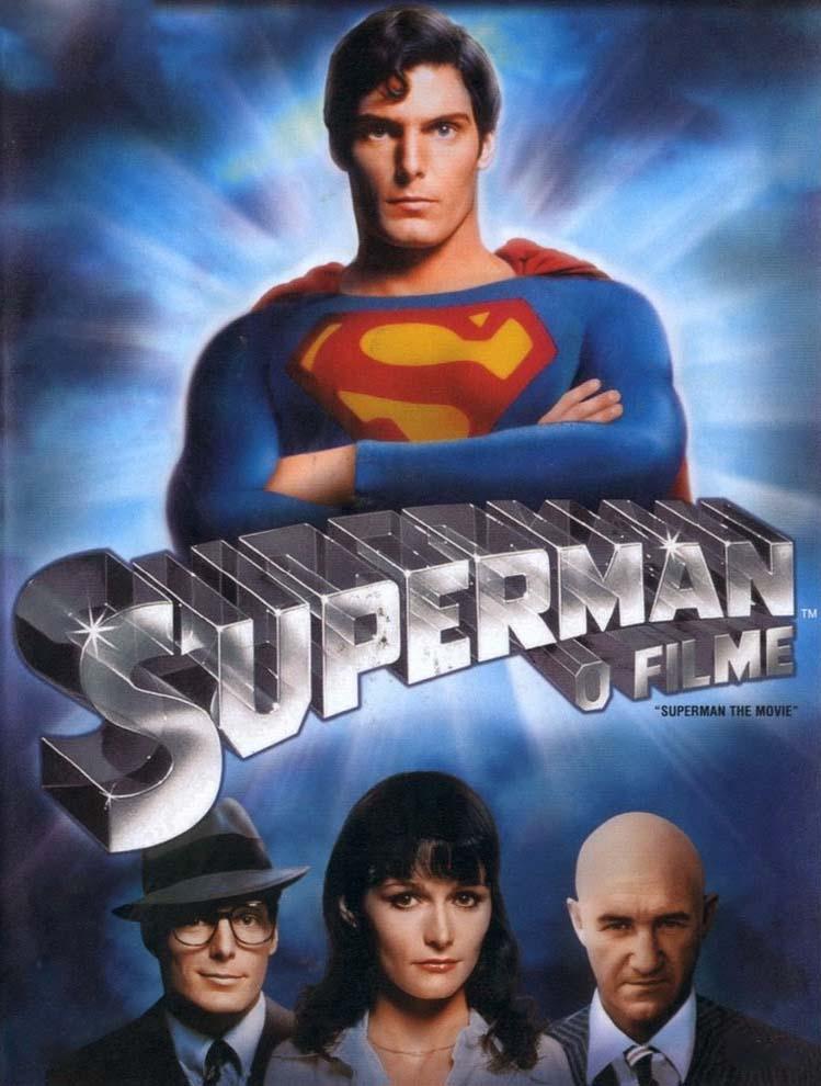 Superman: O Filme Torrent - Blu-ray Rip 720p Dual Áudio (1978)