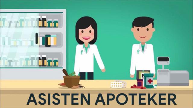 Pengertian Asisten Apoteker Tugas dan Tanggung Jawabnya