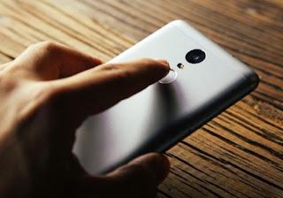 Cara Menggunakan Fingerprint/Kunci Sidik Jari Xiaomi