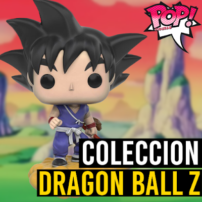 Lista de figuras funko pop de Funko POP Dragon Ball Z