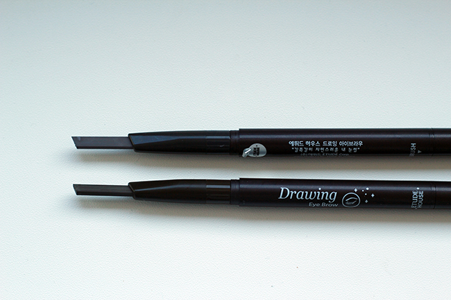 Etude house - Drawing Eye brow review