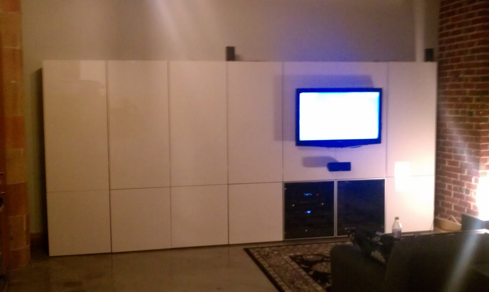 IKEA Besta Media Center