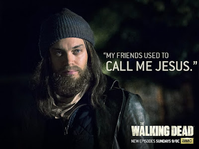 The Walking Dead - Jesus (Paul Monroe)