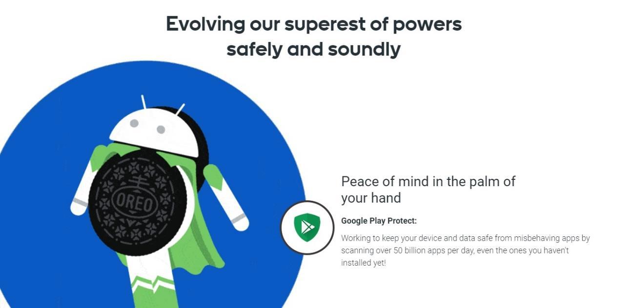 Google Play Protect untuk ASUS Zenfone Max Pro M1