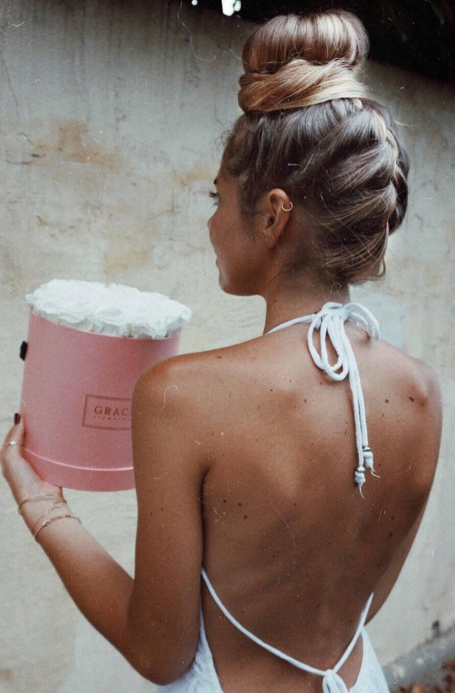 cool braid hairstyle idea