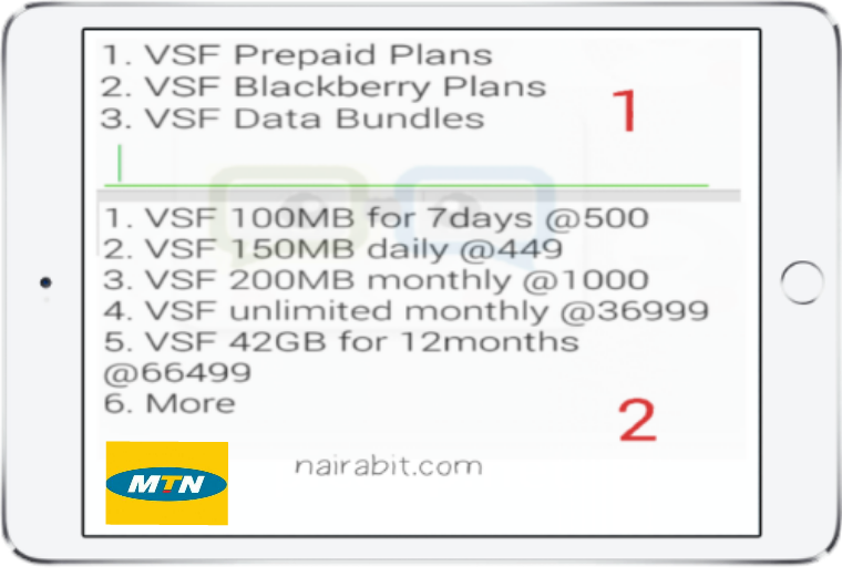 MTN 4G LTE price