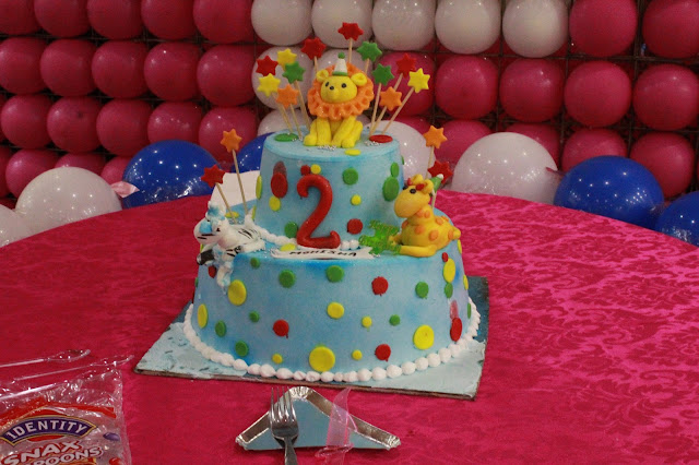 birthday cake for little girls