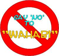 nyeleneh ala wahabi
