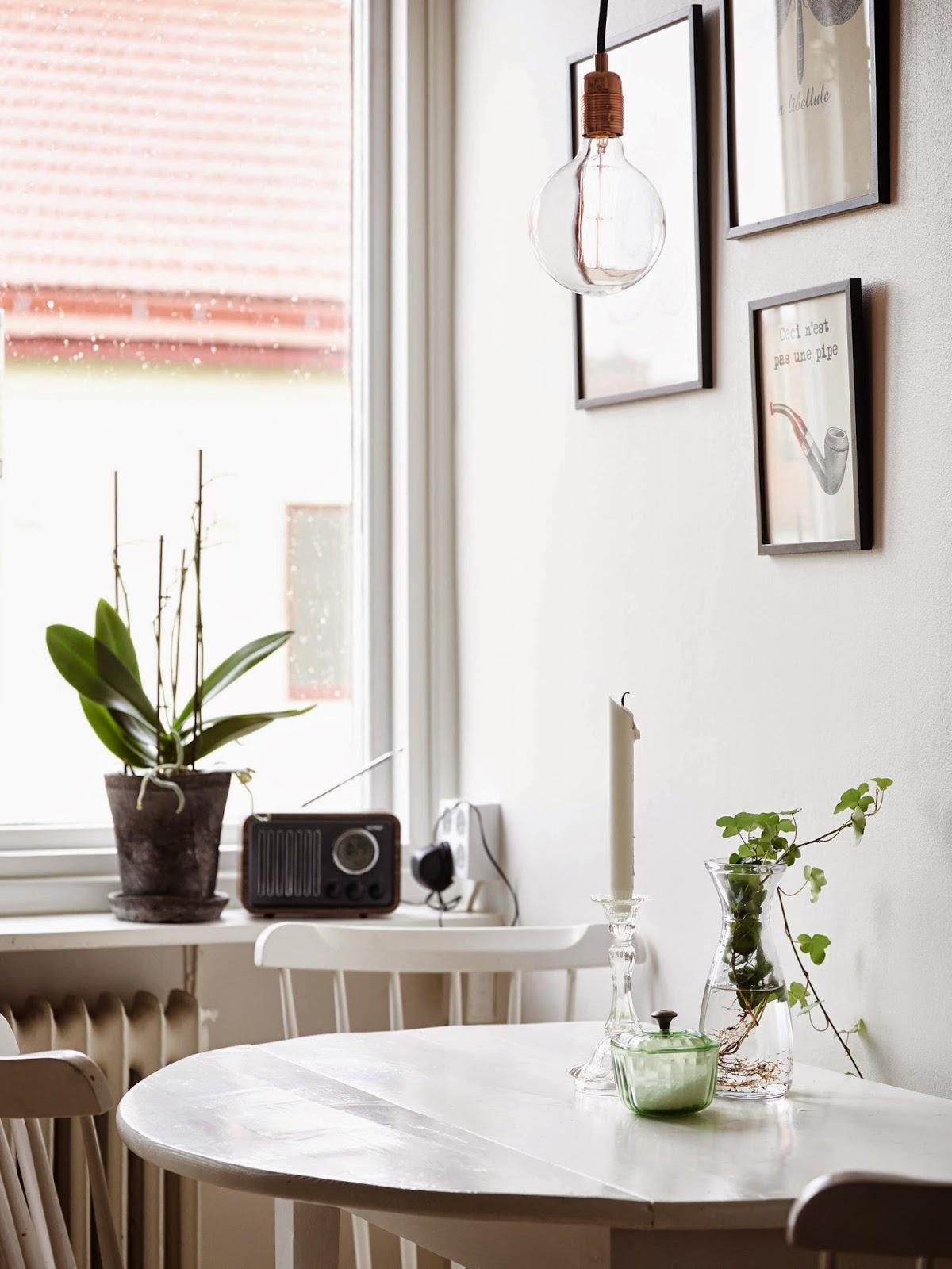 Cozinha simples com azulejo branco Decoração e Ideias casa e  #4F5E10 1200 1600