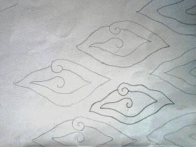 Batik Mega Mendung Tutorial Gambar Batik Mega Mendung