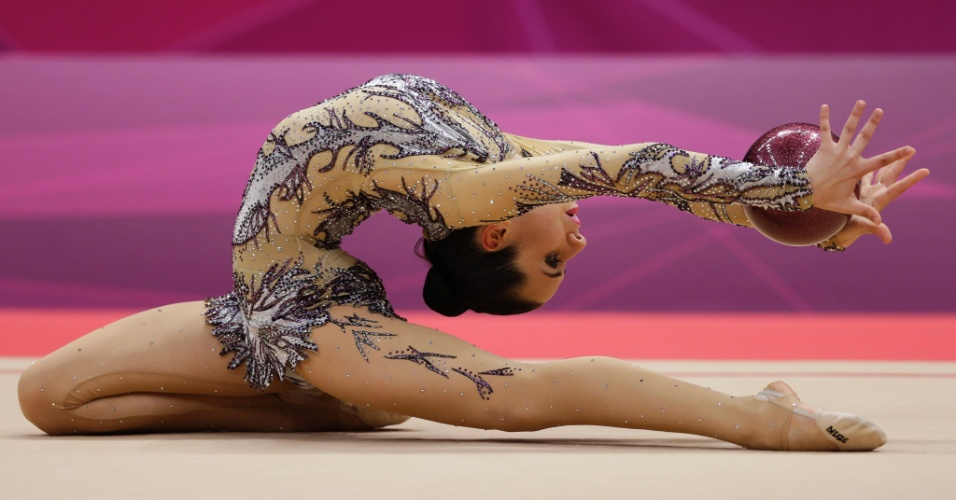 Nude rhythmic gymnast Nude Photos 44
