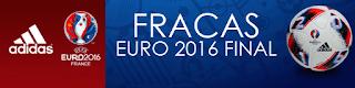 Ball Adidas Fracas EURO 2016 Final Pes 2013