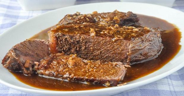 Balsamic Braised Beef Recipe