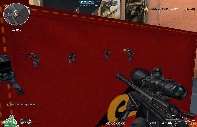 Download Simple Wallhack Crossfire Ph Undetected No Ban