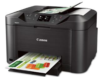 Canon MAXIFY MB5020 Treiber herunterladen und manuell einrichten für Windows, Mac OS und Linux