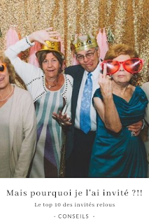 10 invités lourds aux mariages blog mariage unjourmonprinceviendra26.com