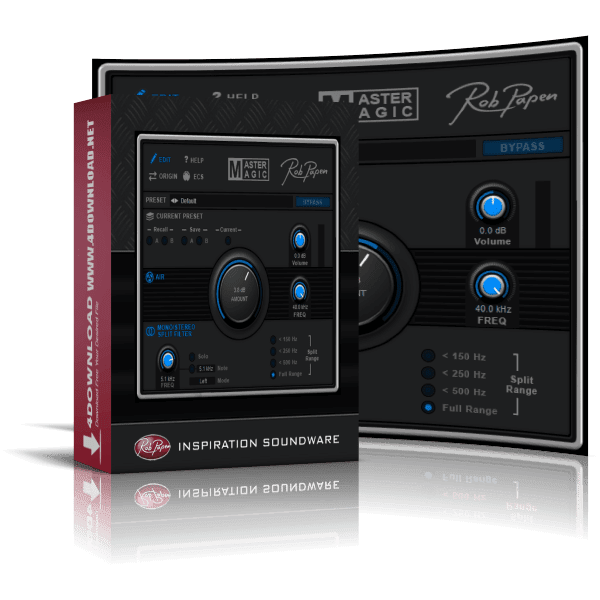 Rob Papen - MasterMagic v1.0.0c Full version
