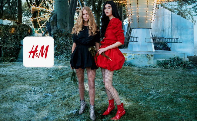 Tinuku H&M Hennes & Mauritz aims to be more online