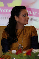 Dia Mirza Attends Power Women Seminar To Celete Womens Day 021.JPG
