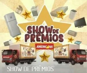 Promoção Drogaria Americana 2019 Show de Prêmios - 15 Caminhões Cheios Produtos