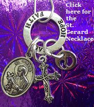 http://www.getpregnantover40.com/saint-gerard-for-fertility.htm