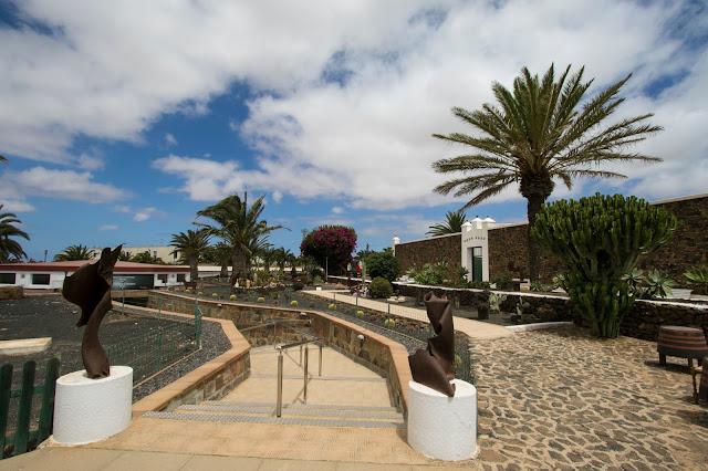 Centro de arte canario-La Oliva-Fuerteventura