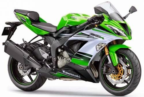 Spesifikasi Dan Harga Kawasaki Ninja ZX-6R 636cc Terbaru Februari 2016