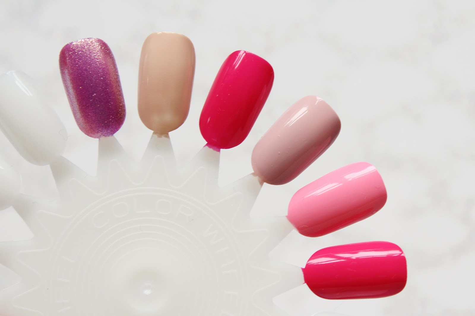 Pink Nail Top Picks