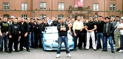 Lebanese clans in Germany