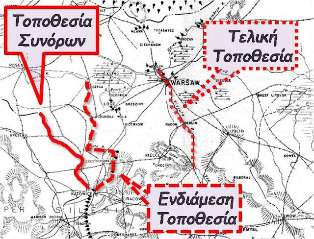 Το πολωνικό σχέδιο ενεργείας στον κεντρικό τομέα