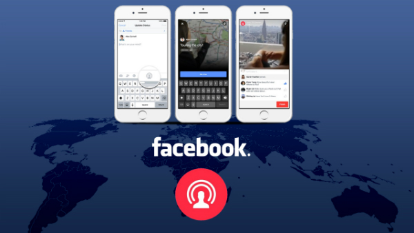 فيسبوك تطلق ميزة جديدة لخدمة Facebook Live