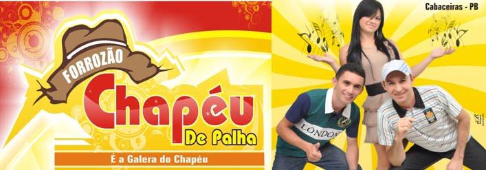 02e9b589cd9ce FORROZÃO CHAPÉU DE PALHA