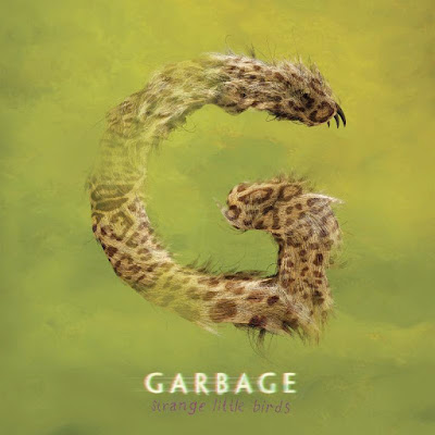 Green Pear Diaries, música, disco, album, Garbage, Strange Little Birds