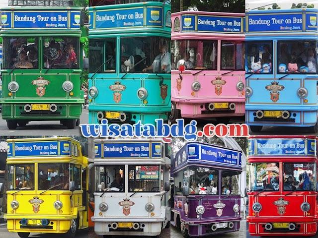 Informasi Terbaru Layanan Bus Bandros Bandung